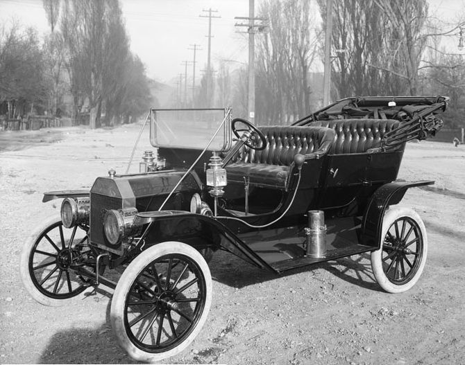 ... was the Model T. The assembly or production line replaced the  coachbuilding  method of building cars (where cars were built inidually one by one). & You can have any colour as long as itu0027s black markmcfarlin.com